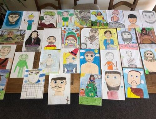 Art Competition Entries