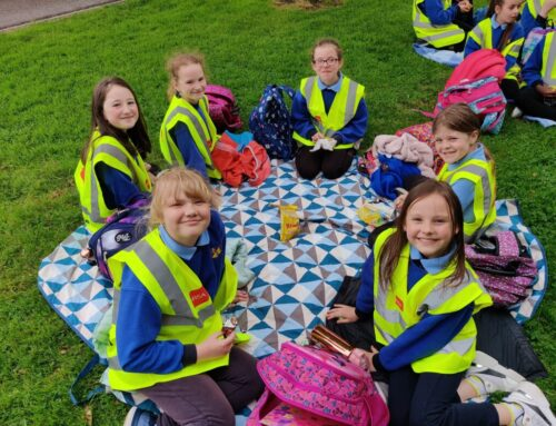 3rd Class Trip to St Peter's Lake