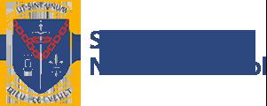 St. Louis Girls' National School, Park Road, County Monaghan, Ireland Logo